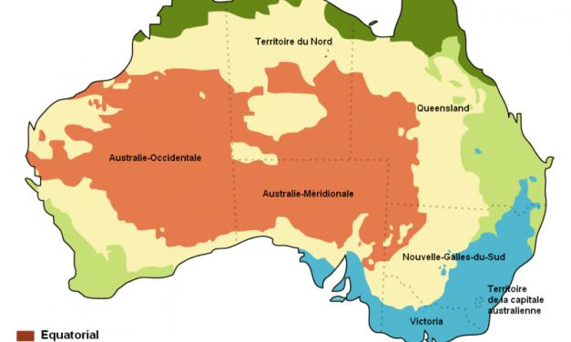 قارة استراليا (أصل الاسم -جغرافيتها – تاريخها)