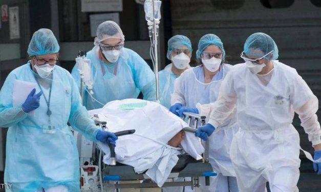 بريطانيا تسجل 1800 حالة وفاة في 24 ساعة