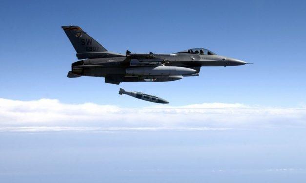 العراق- قتل 7 دواعش في قصف جوي لقوات التحالف الدولي