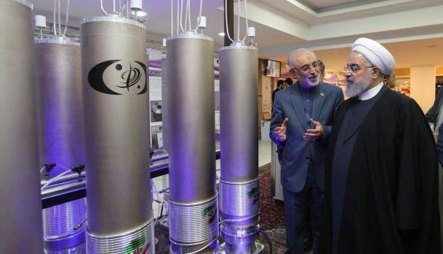 في تحدي صارخ للاتفاق النووي إيران تبدأ إنتاج اليورانيوم