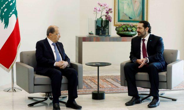 أزمة تشكيل الحكومة اللبنانية تعود للصدارة من جديد