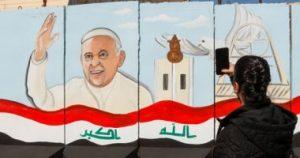 موعد تاريخي الزيارة الأولى من نوعها لرئيس الكنيسة الكاثوليكية