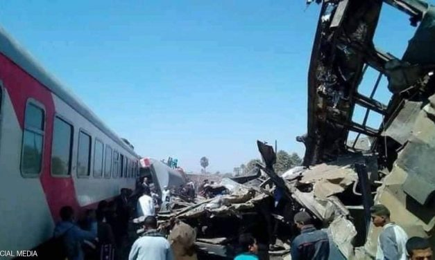 وزارة الصحة المصرية تعلن عن عدد ضحايا حادث قطاري سوهاج