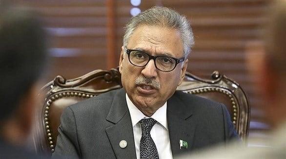 إصابة رئيس باكستان بكورونا بعد تلقيه اللقاح