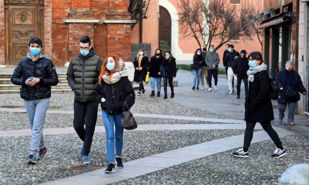 أوروبا تدق ناقوس الخطر بسبب الموجة الثالثة لكورونا