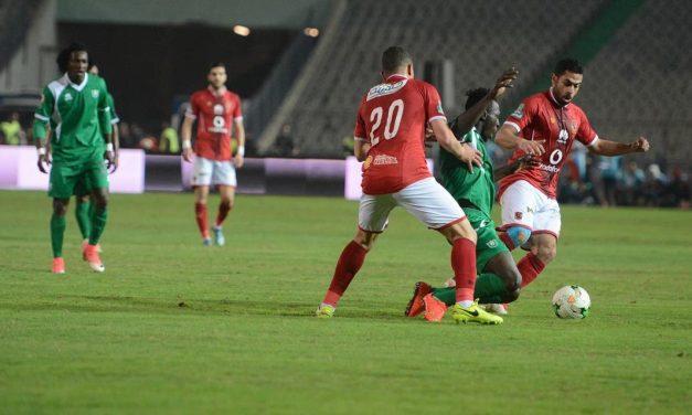 الأهلي المصري يتعادل 2/2 مع فيتا كلوب بدوري أبطال إفريقيا