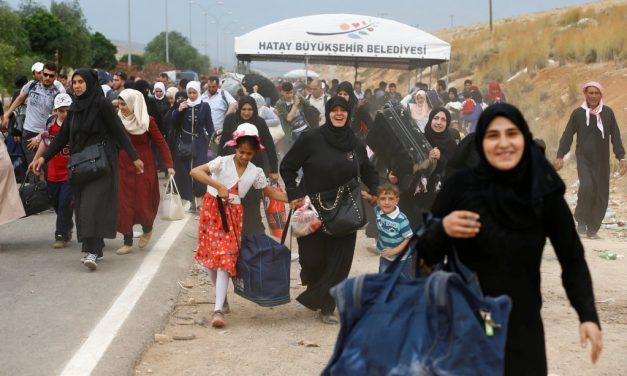 لتلبية احتياجات اللاجئين السوريين في الأردن تحتاج الي2.4 مليار دولار