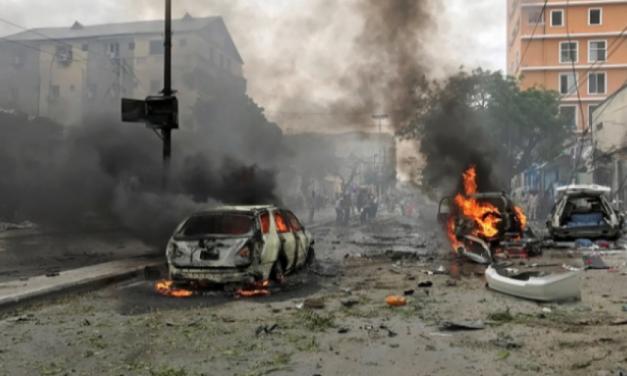 مقتل أكثر من 10 أشخاص في انفجار بالعاصمة الصومالية مقديشو