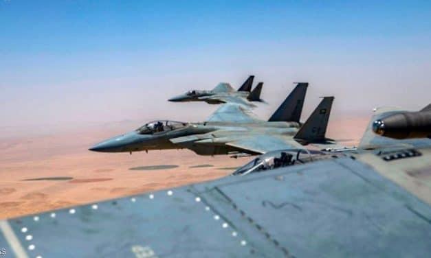قوات تحالف دعم الشرعية تعلن تدمير 8 طائرات حوثية مفخخة استهدفت السعودية