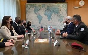 """إسرائيل تتعهد العمل عن كثب مع أميركا في """"الملف الإيراني"""""""