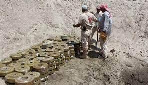 أكثر من 8 آلاف شهيد بألغام الحوثيين المدعومة من أيران في اليمن