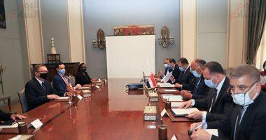 وزير الخارجية للمبعوث الأمريكى: نرغب فى التوصل لاتفاق حول سد النهضة قبل الصيف